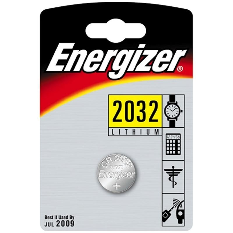 CR2032 - тип батарейки для ключа Land Rover