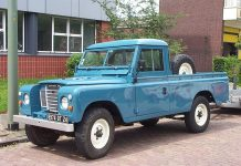 История рождения Land Rover
