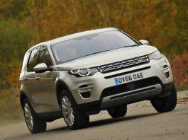 Обзор Land Rover Discovery Sport HSE Luxury