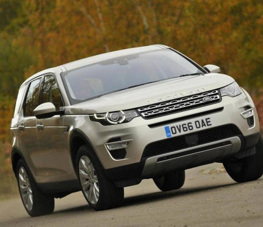 Обзор Land Rover Discovery Sport HSE Luxury